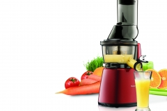 Whole Slow Juicer_C9500R with Fruits