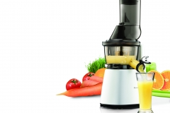 Whole Slow Juicer_C9500W with Fruits