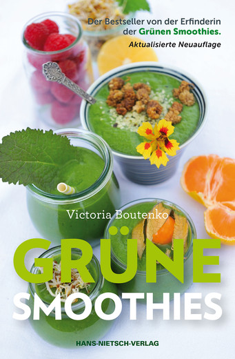 Gruene Smoothies_Victoria Boutenko